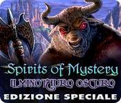 Funzione di screenshot del gioco Spirits of Mystery: Il minotauro oscuro Edizione Speciale