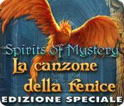 Funzione di screenshot del gioco Spirits of Mystery: La canzone della fenice Edizione Speciale