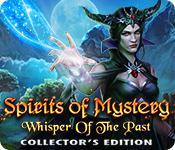 Funzione di screenshot del gioco Spirits of Mystery: Whisper of the Past Collector's Edition