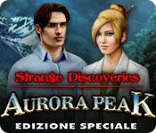 Funzione di screenshot del gioco Strange Discoveries: Monte Aurora Edizione Speciale