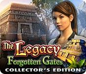 Funzione di screenshot del gioco The Legacy: Forgotten Gates Collector's Edition