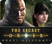 Funzione di screenshot del gioco The Secret Order: Nuovi orizzonti
