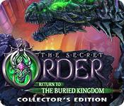 Funzione di screenshot del gioco The Secret Order: Return to the Buried Kingdom Collector's Edition