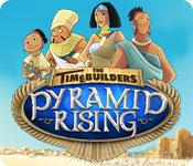 The Timebuilders: Pyramid Rising game play