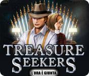 Funzione di screenshot del gioco Treasure Seekers: L'ora è giunta
