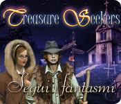 Funzione di screenshot del gioco Treasure Seekers: Segui i fantasmi
