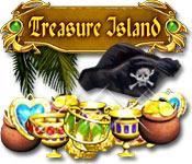 Funzione di screenshot del gioco Treasure Island