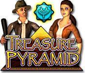 Funzione di screenshot del gioco Treasure Pyramid