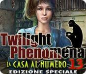 Funzione di screenshot del gioco Twilight Phenomena: La casa al numero 13 Edizione Speciale