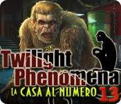 Funzione di screenshot del gioco Twilight Phenomena: La casa al numero 13