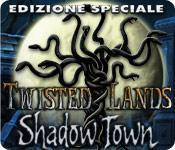 Funzione di screenshot del gioco Twisted Lands: Shadow Town Edizione Speciale