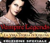 Funzione di screenshot del gioco Vampire Legends: La Vera Storia di Kisilova Edizione Speciale