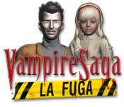Vampire Saga: La fuga game play