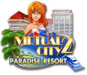 Funzione di screenshot del gioco Virtual City 2: Paradise Resort