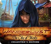 Funzione di screenshot del gioco Wanderlust: The City of Mists Collector's Edition