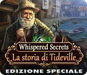 Funzione di screenshot del gioco Whispered Secrets: La storia di Tideville Edizione Speciale