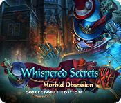 Funzione di screenshot del gioco Whispered Secrets: Morbid Obsession Collector's Edition
