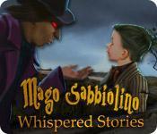 Funzione di screenshot del gioco Whispered Stories: Mago Sabbiolino