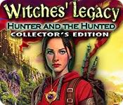 Funzione di screenshot del gioco Witches' Legacy: Hunter and the Hunted Collector's Edition