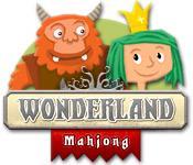 Funzione di screenshot del gioco Wonderland Mahjong