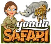 Funzione di screenshot del gioco Youda Safari