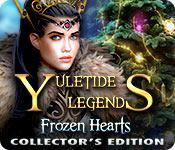 Funzione di screenshot del gioco Yuletide Legends: Frozen Hearts Collector's Edition