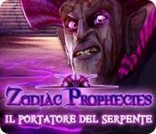 Funzione di screenshot del gioco Zodiac Prophecies: Il portatore del serpente