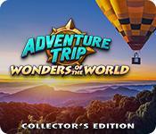 機能スクリーンショットゲーム Adventure Trip: Wonders of the World Collector's Edition