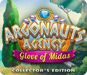 機能スクリーンショットゲーム Argonauts Agency: Glove of Midas Collector's Edition