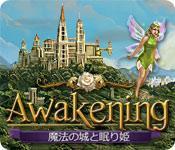 Image Awakening:魔法の城と眠り姫