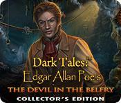 機能スクリーンショットゲーム Dark Tales: Edgar Allan Poe's The Devil in the Belfry Collector's Edition