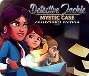 機能スクリーンショットゲーム Detective Jackie: Mystic Case Collector's Edition