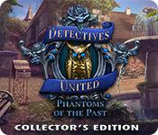 機能スクリーンショットゲーム Detectives United: Phantoms of the Past Collector's Edition