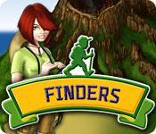 機能スクリーンショットゲーム ファインダーズ