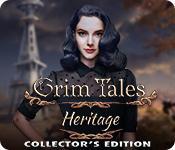 機能スクリーンショットゲーム Grim Tales: Heritage Collector's Edition