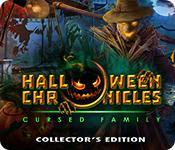 機能スクリーンショットゲーム Halloween Chronicles: Cursed Family Collector's Edition