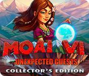 機能スクリーンショットゲーム Moai VI: Unexpected Guests Collector's Edition