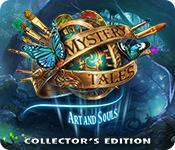 機能スクリーンショットゲーム Mystery Tales: Art and Souls Collector's Edition