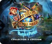 機能スクリーンショットゲーム Mystery Tales: Master of Puppets Collector's Edition