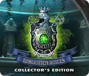 機能スクリーンショットゲーム Mystery Trackers: Forgotten Voices Collector's Edition