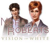 Image ノーラ・ロバーツ:純白のビジョン