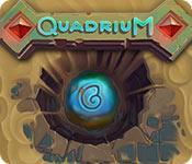 機能スクリーンショットゲーム クアドリウム