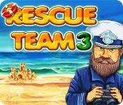 機能スクリーンショットゲーム レスキューチーム3