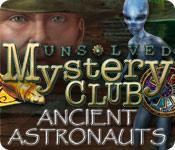 画像をプレビュー 未解決ミステリークラブ:古代宇宙飛行士の謎 game