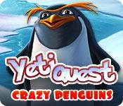 機能スクリーンショットゲーム イエティ クエスト:クレイジーペンギンズ