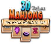 Functie screenshot spel 3D Mahjong Deluxe