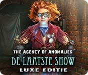 Functie screenshot spel The Agency of Anomalies: De Laatste Show Luxe Editie