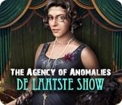 Functie screenshot spel The Agency of Anomalies: De Laatste Show