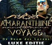 Functie screenshot spel Amaranthine Voyage: De Boom des Levens Luxe Editie