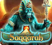 Functie screenshot spel Ancient Quest of Saqqarah